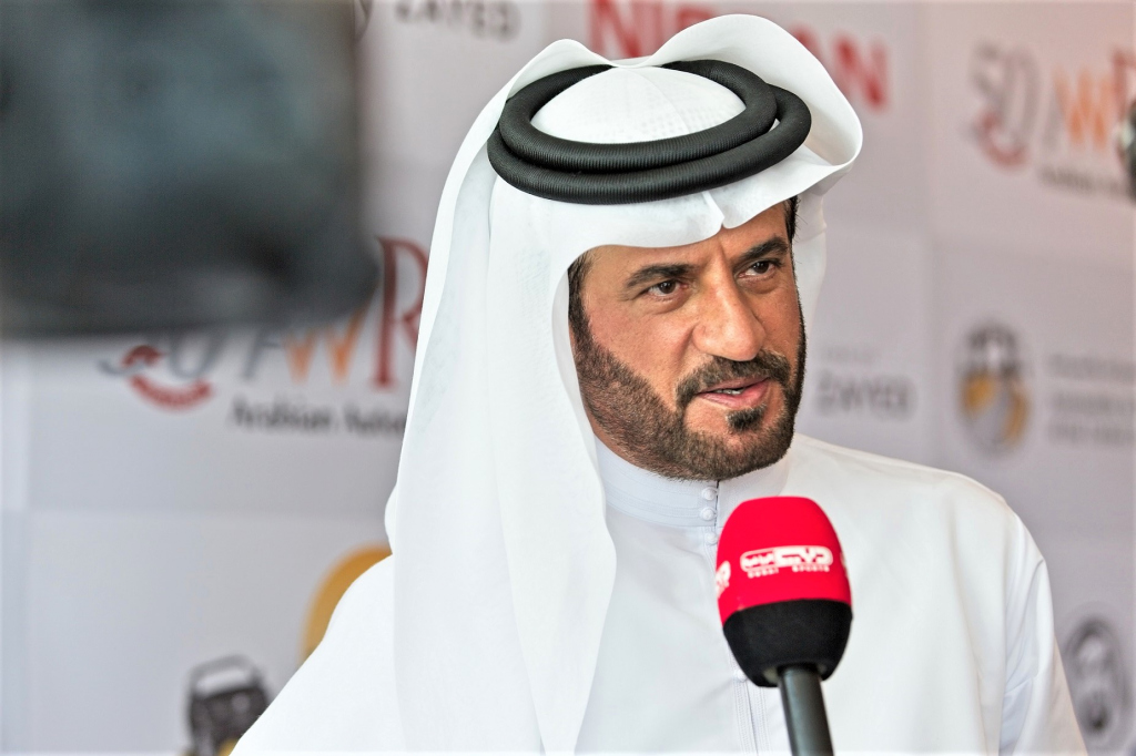 Mohammed Ben Sulayem – leading the Desert Challenge to its 30th anniversary